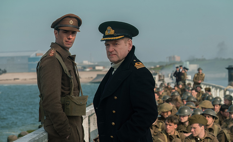 Dunkerque (2017), de Christopher Nolan