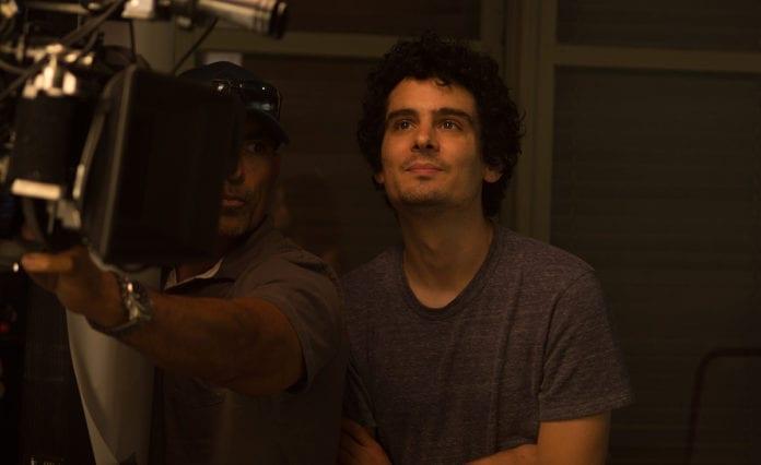 Damien Chazelle en The Eddy