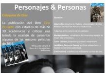 "Personajes&Personas ""Cine Pensado"""