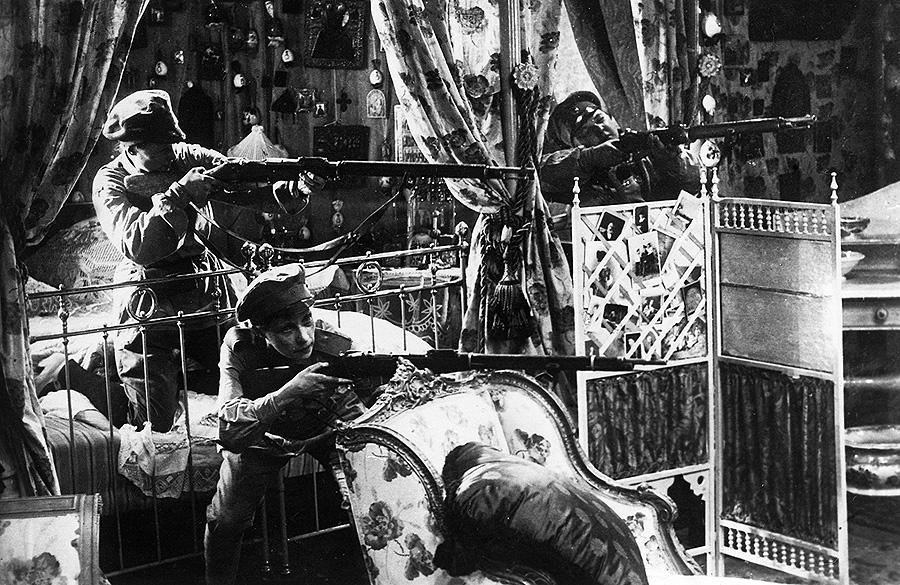 Ciclo de cine Revolución Rusa y Comunismo