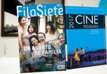 Cine Pensado - FilaSiete