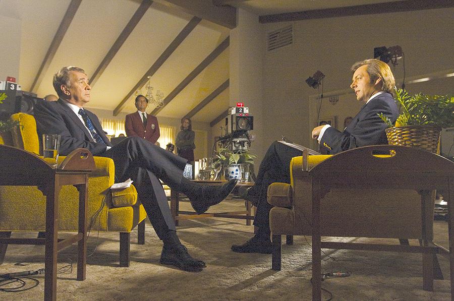 El desafío. Frost contra Nixon
