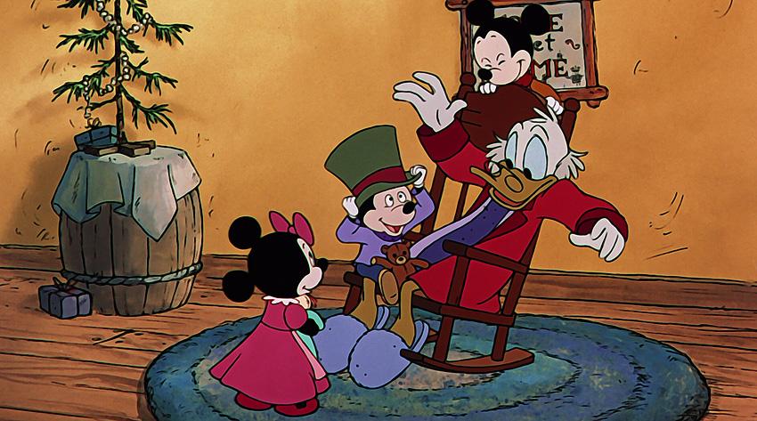 Una Navidad con Mickey