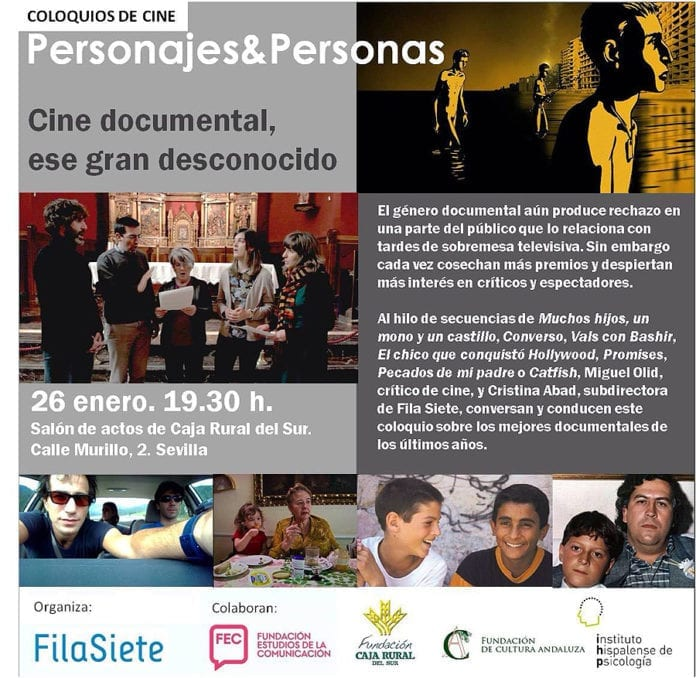 Personajes&Personas Cine documental