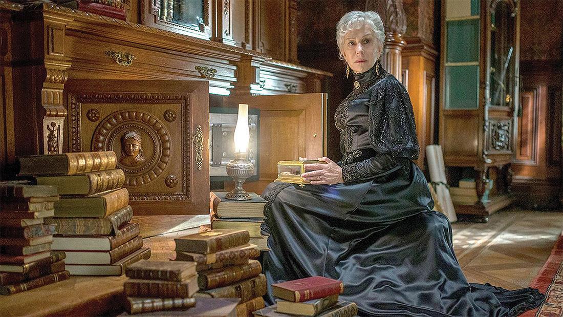 Winchester: La casa que construyeron los espíritus   Crítica de FilaSiete
