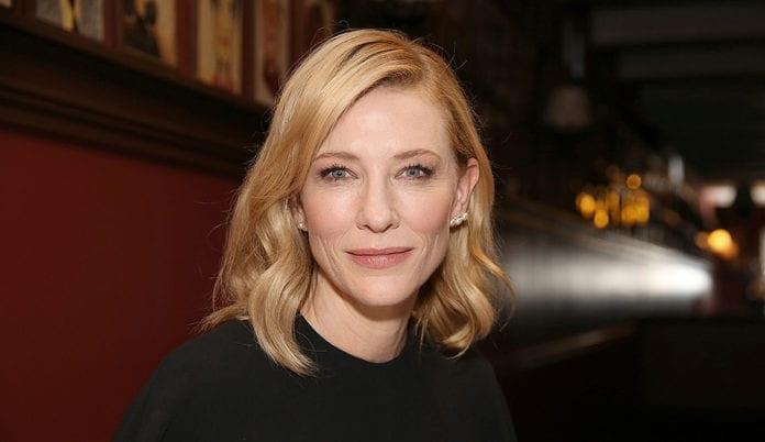 Cate Blanchett. Festival de Cannes