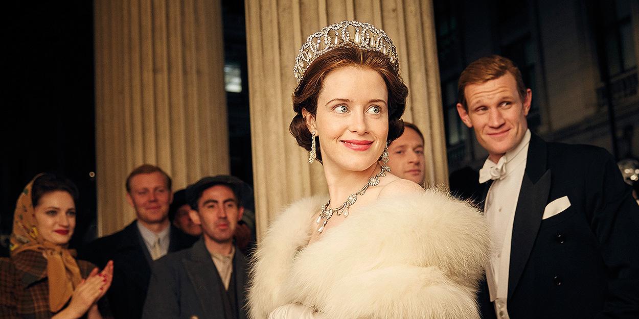 The Crown en la Fundación Cajasol