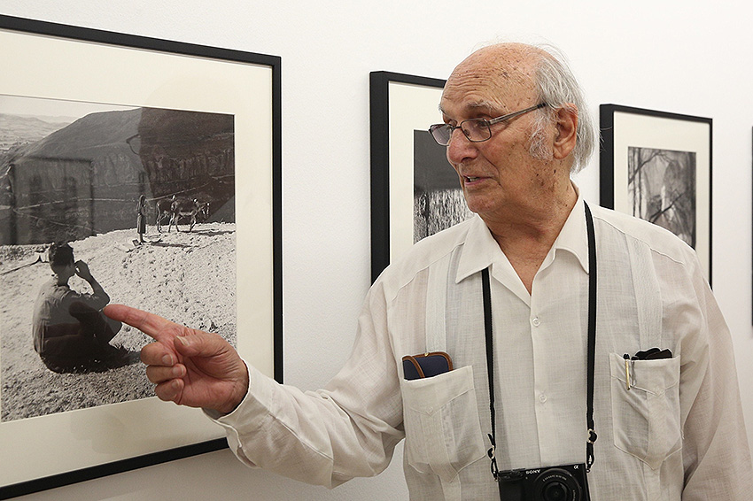 "Exposición ""España Años 50"", de Carlos Saura"