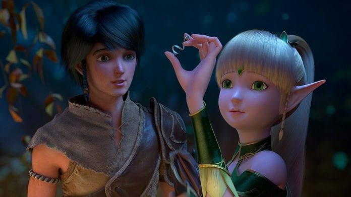 El reino de los elfos