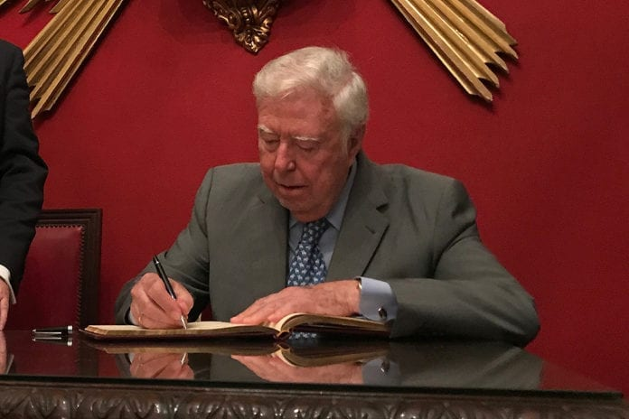 José Luis García Palacios