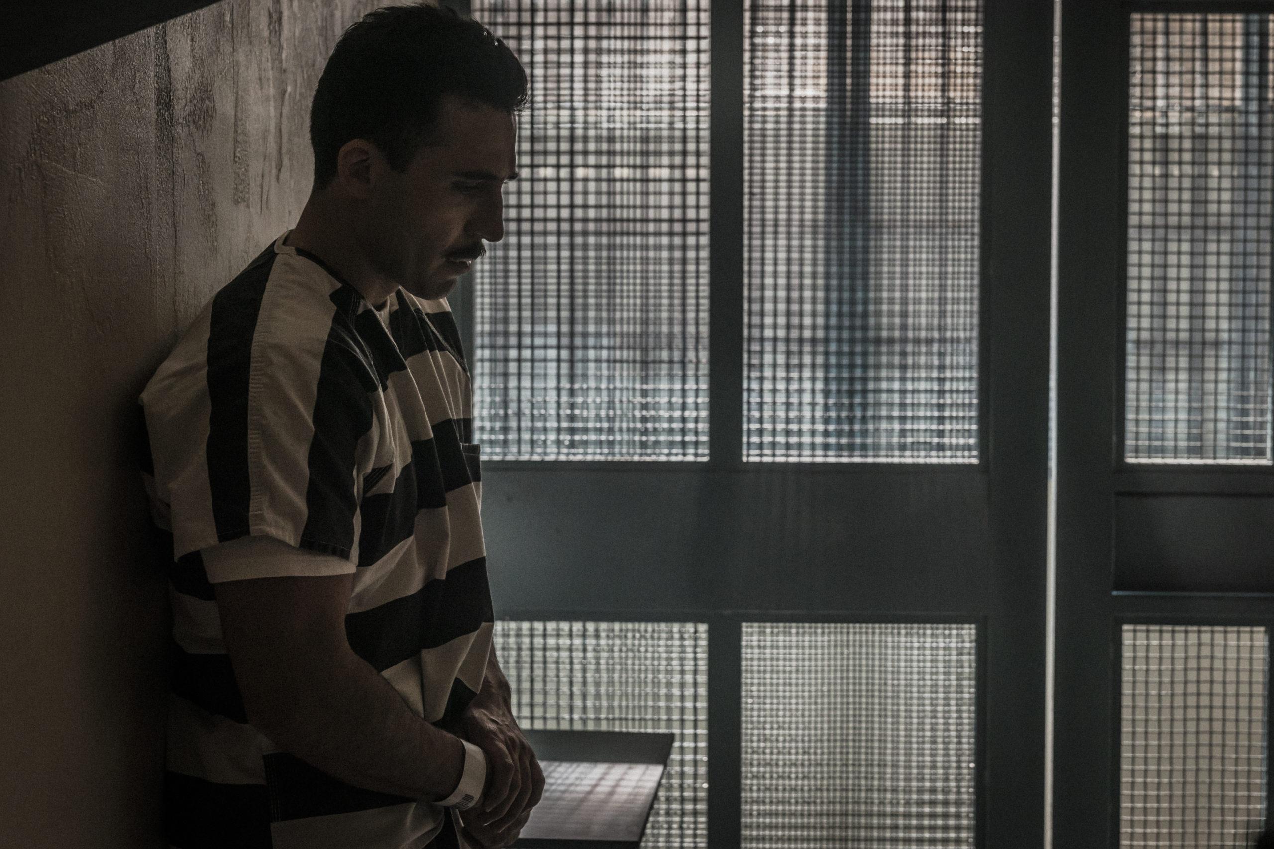 En el corredor de la muerte. Serie original de Movistar+