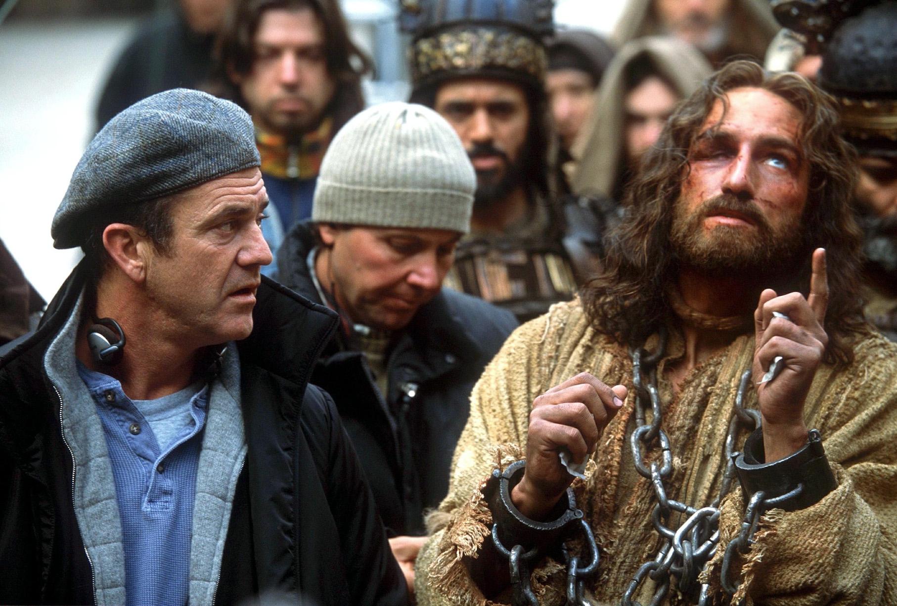 La Pasión de Cristo (Mel Gibson, 2004)