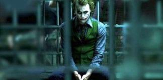 Heath Ledger en El Caballero Oscuro