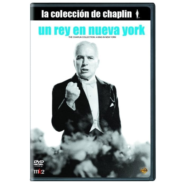 Colección Chaplin: Una mujer de París y Un rey en Nueva York