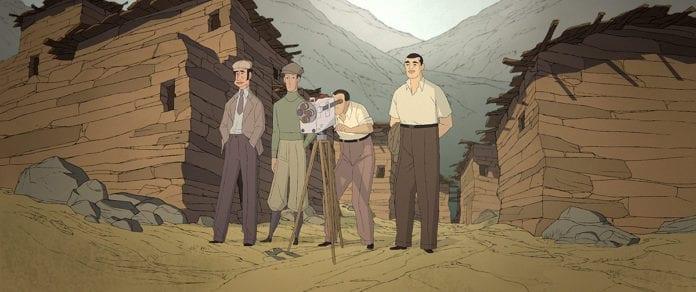 Buñuel en el laberinto de las tortugas, estreno 26 de abril