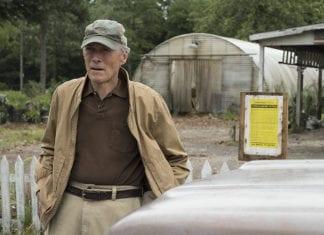 Mula (2019), de Clint Eastwood