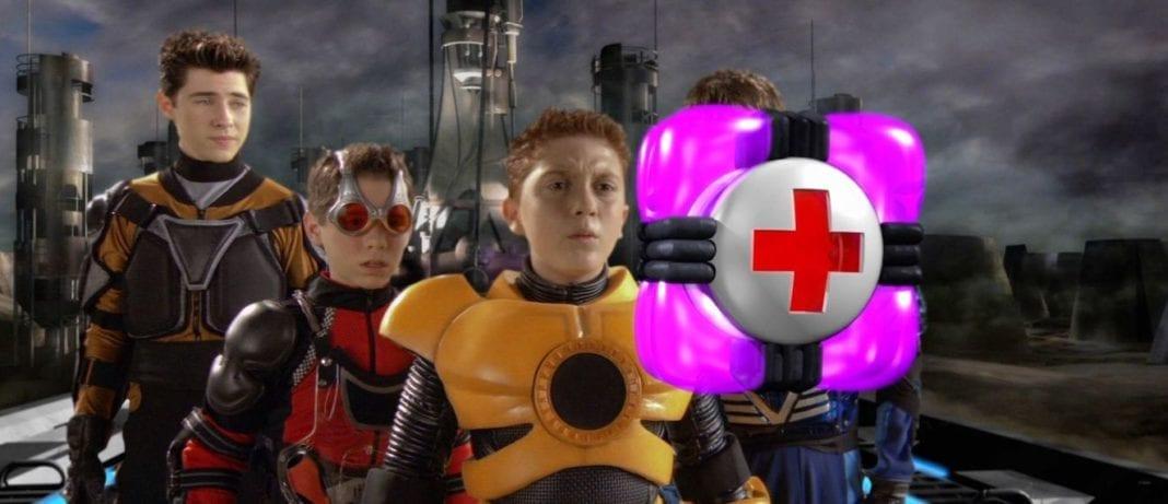 Spy Kids 3-D de Robert Rodríguez