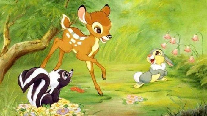 Bambi (Disney), de David Hand