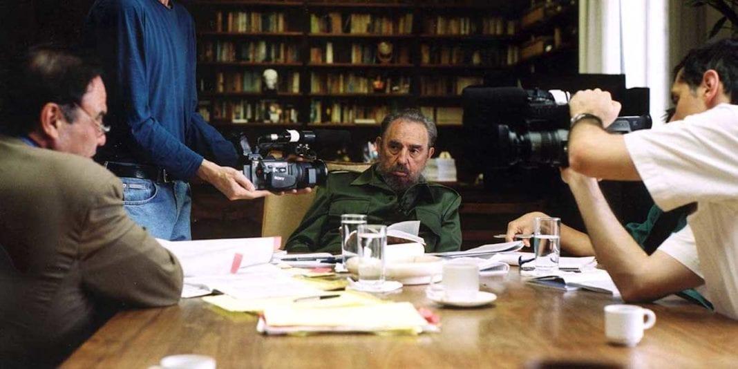 Comandante (2003), de Oliver Stone