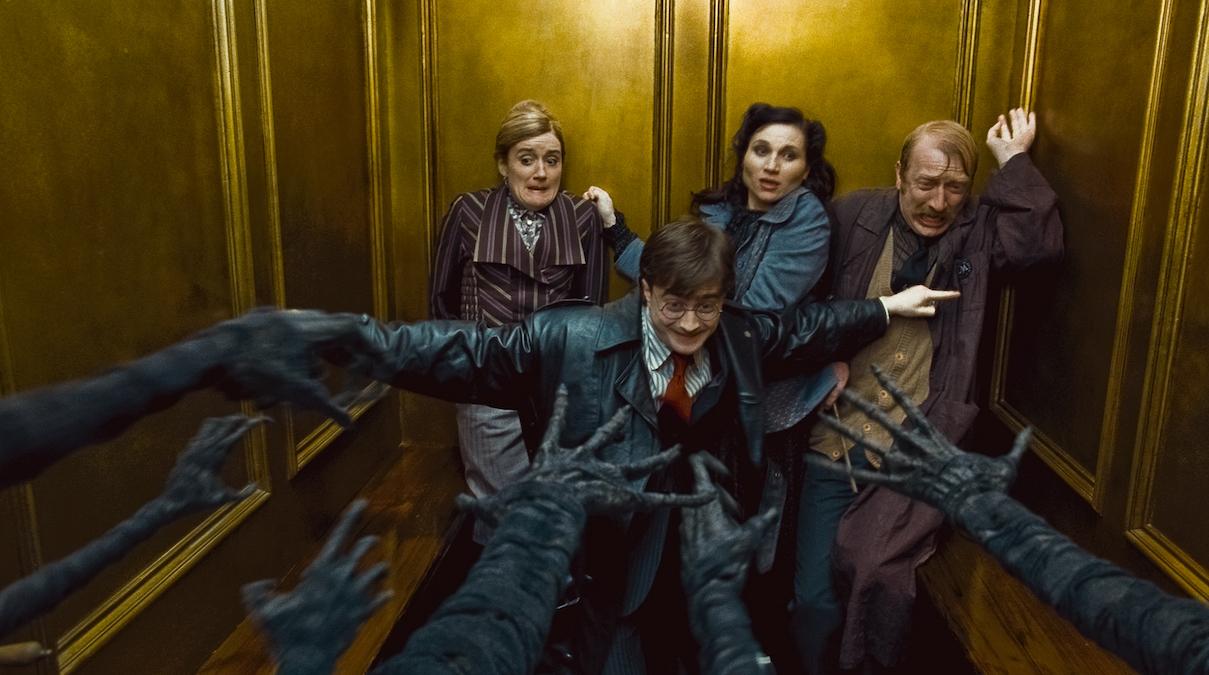 Harry Potter Y Las Reliquias De La Muerte Parte 1 Gran Film Crítica