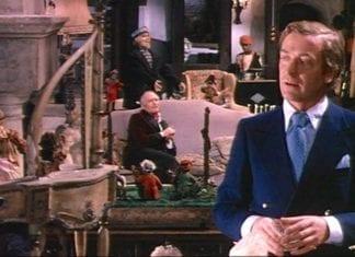 La huella (1972) de Joseph L. Mankiewicz