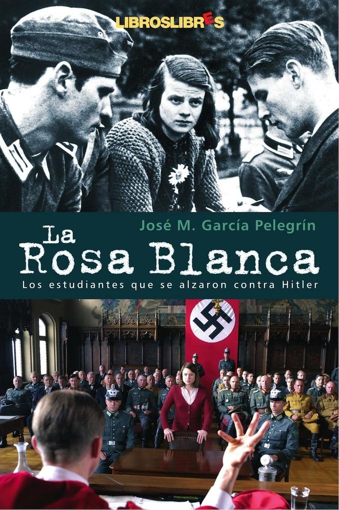 José M. García Pelegrín, autor de La Rosa Blanca. Los estudiantes que se alzaron contra Hitler