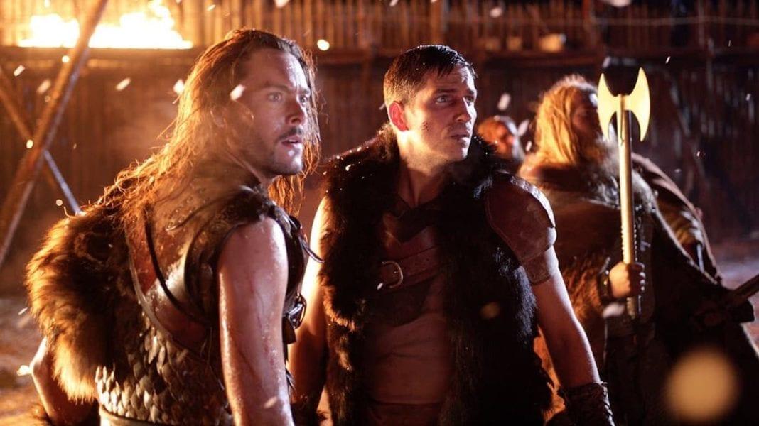 Outlander (2008), de Howard McCain
