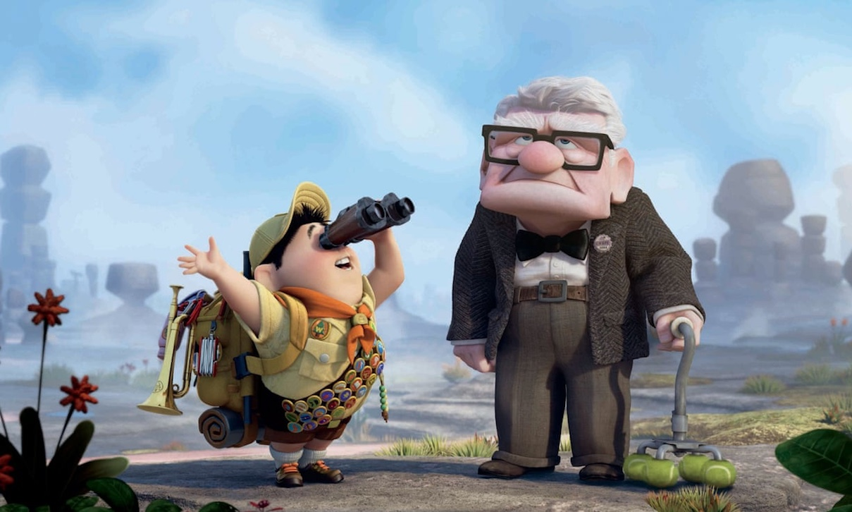 Up (2009), de Pete Docter, Bob Peterson