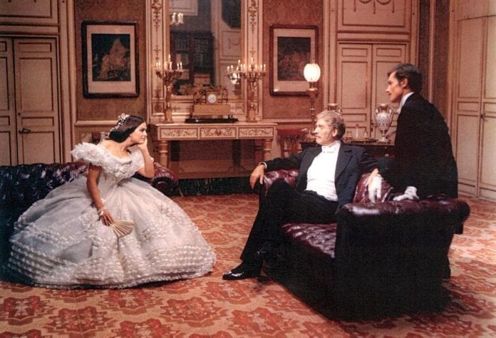 El galopado, de Luchino Visconti
