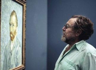 Schnabel al encuentro de la pintura de Van Gogh