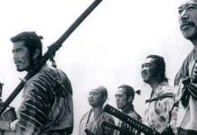 Los siete samuráis (Akira Korosawa)