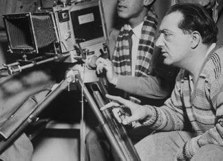 Fritz Lang es protagonista en el libro Europeos en Hollywood