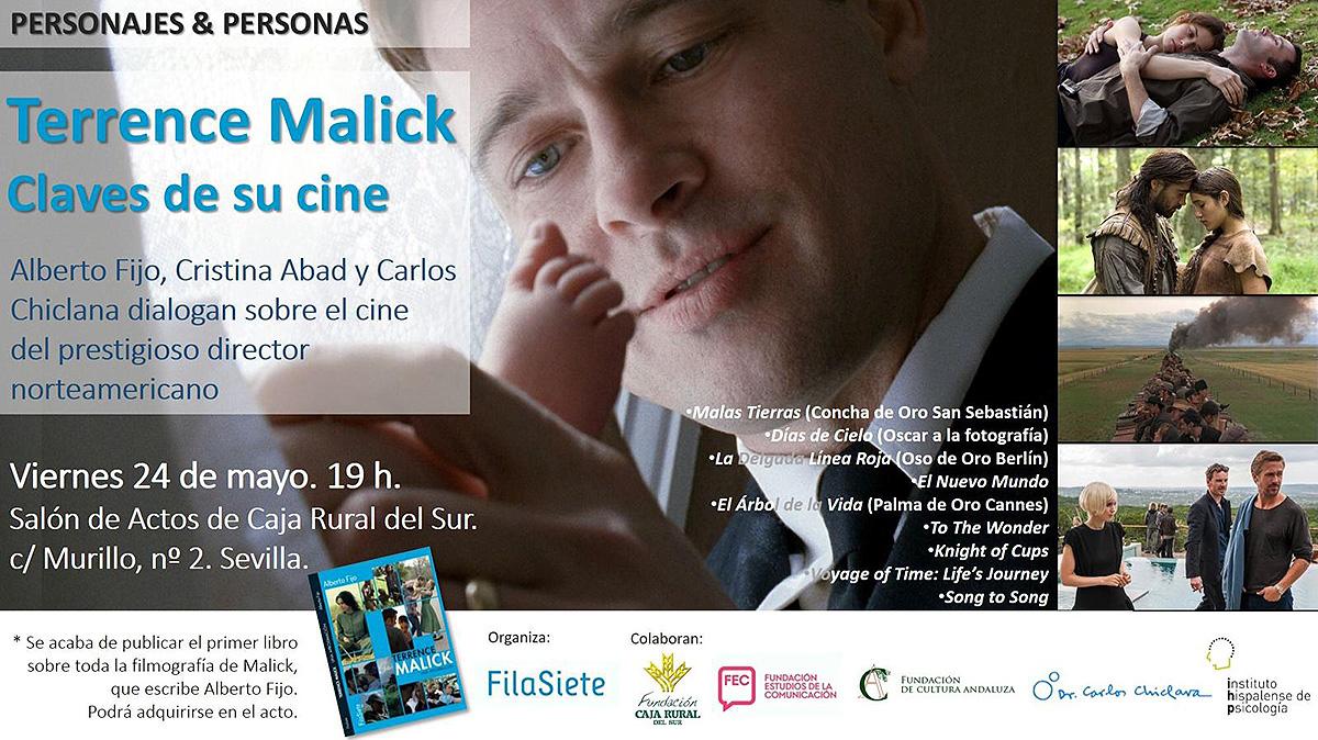 """Terrence Malick en """"Personajes & Personas"""""""