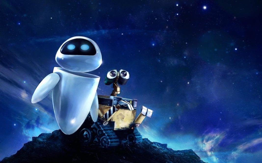 Wall-E (2008), de Andrew Stanton