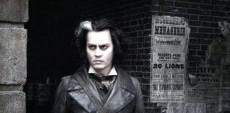 Sweeney Todd (2007), de Tim Burton