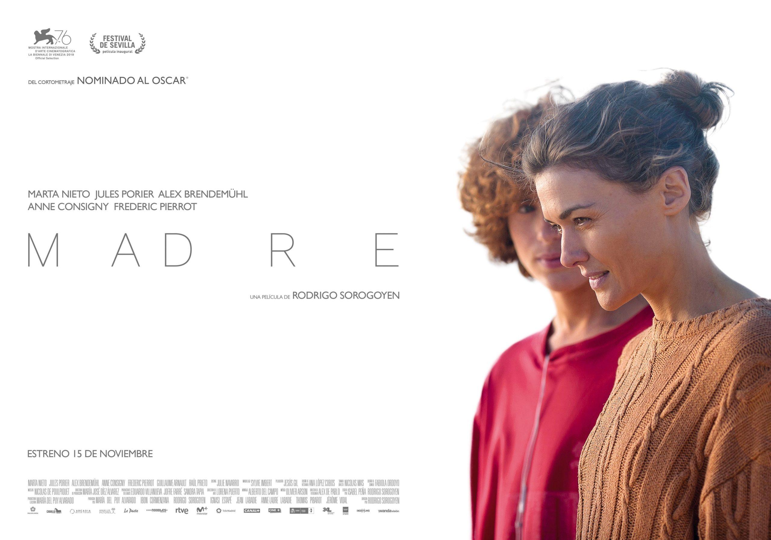 Madre (2019), de Rodrigo Sorogoyen