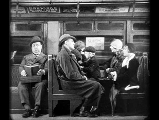 La muchacha de Londres (Blackmail, 1929)