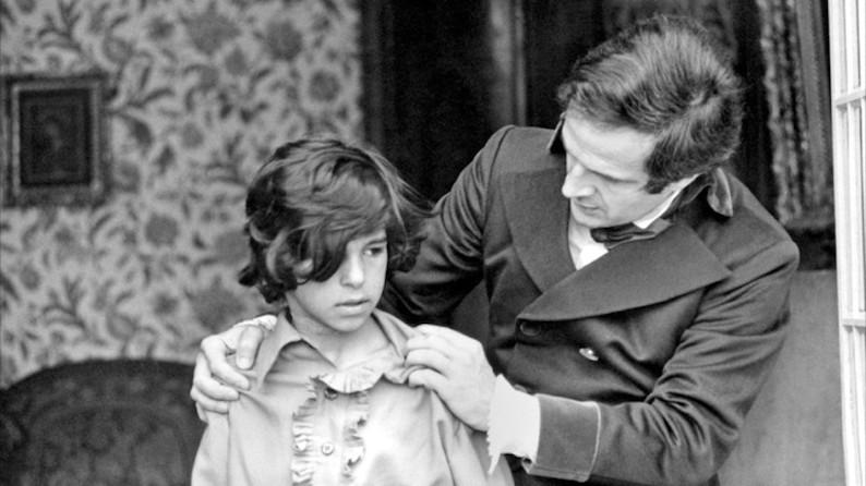 El pequeño salvaje, Francois Truffaut