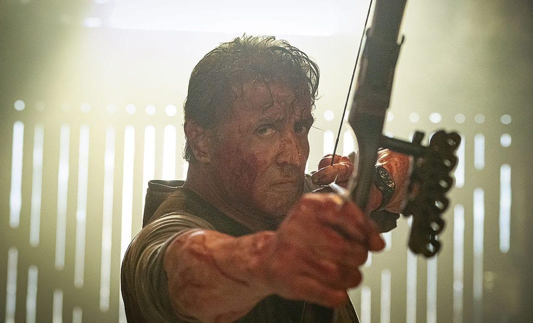 Rambo: Last Blood (Adrian Grunberg, 2019)