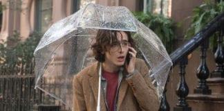 Día de lluvia en Nueva York, de Woody Allen
