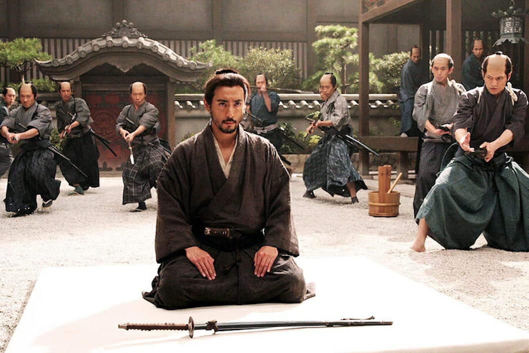 Hara-kiri: muerte de un samuráide Takashi Miike