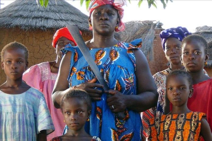 Moolaadé, de Ousmane Sembene