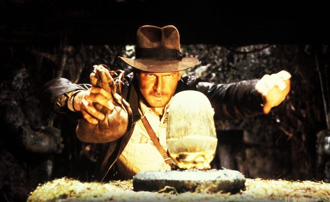 En busca del arca perdida (Steven Spielberg, 1981)