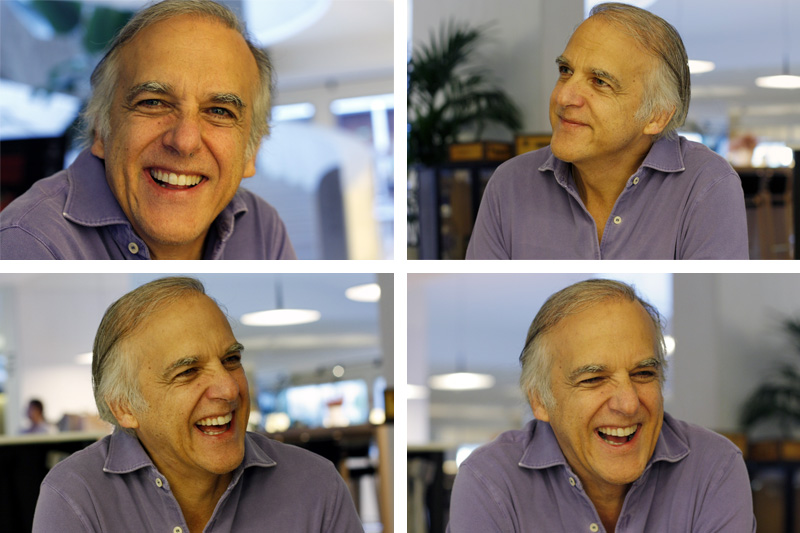 Entrevista Paco Arango. FilaSiete