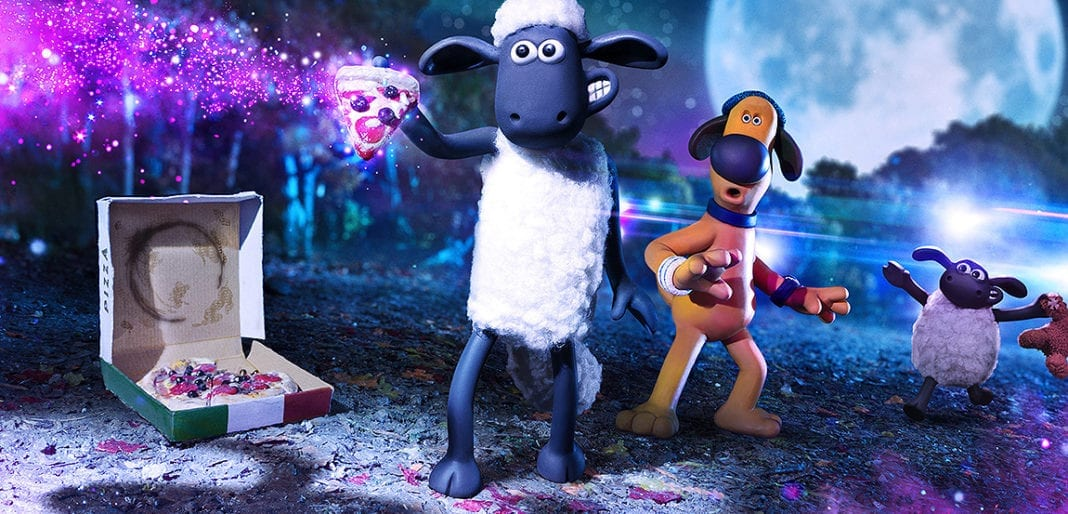 La oveja Shaun. La película: Granjaguedón (2019)