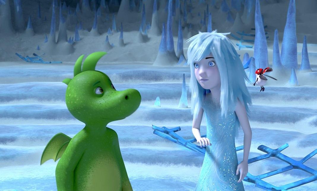Tabaluga y la princesa de hielo (Sven Unterwaldt Jr., 2018)