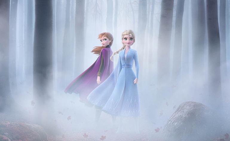 Frozen 2 (2019), de Chris Buck y Jennifer Lee
