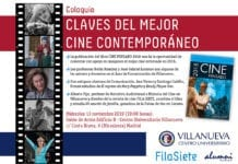 Claves del mejor cine contemporáneo en Centro Universitario Villanueva