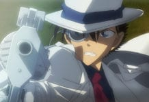 Detective Conan: El puño de zafiro azul (2019)