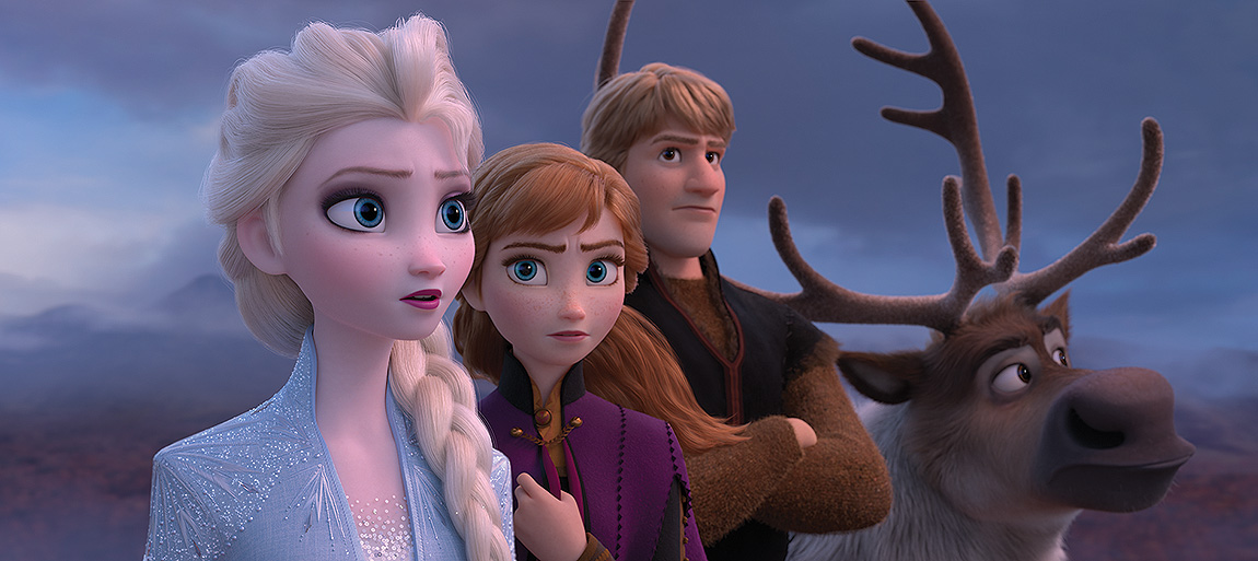 Frozen II (Chris Buck, Jennifer Lee, 2019)
